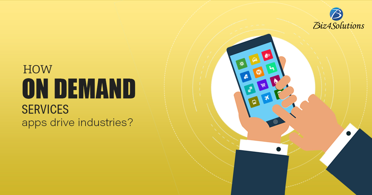 What Impact will the On Demand Services App have on Business