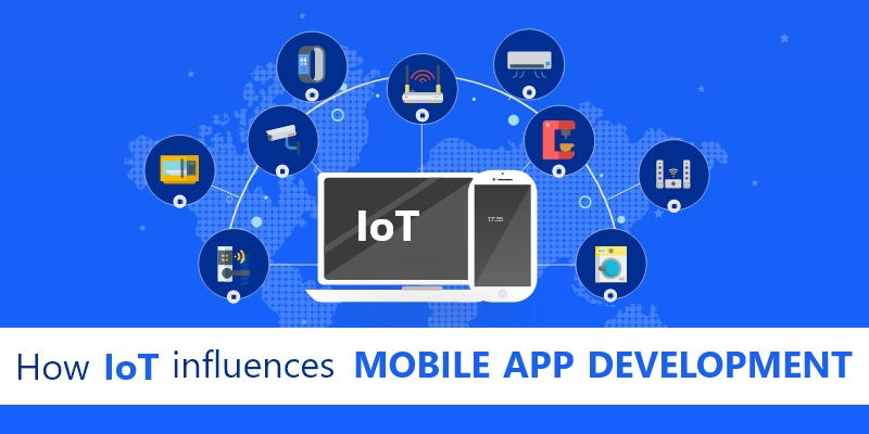 How IoT Influences Mobile App Development