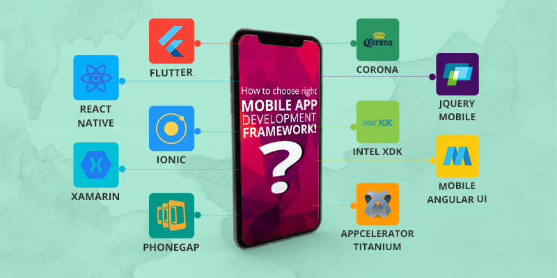Significant Factors to Consider While Selecting App Development Framework!
