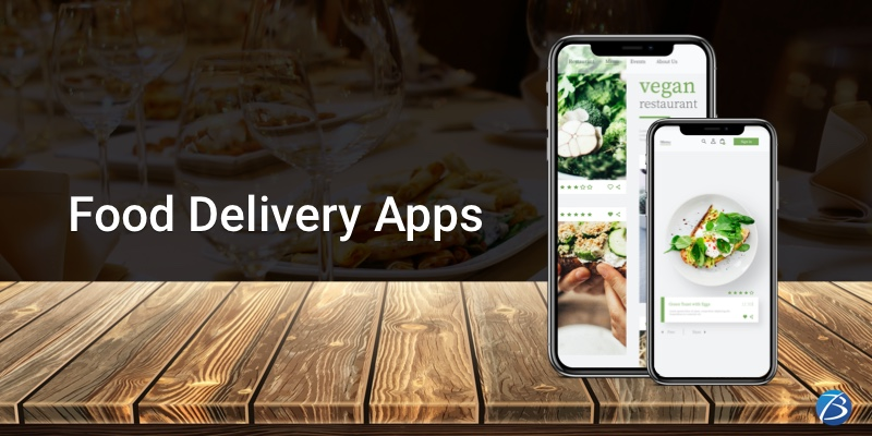 The Role of Technology-driven Food Delivery Apps in Reviving the Food Industry!