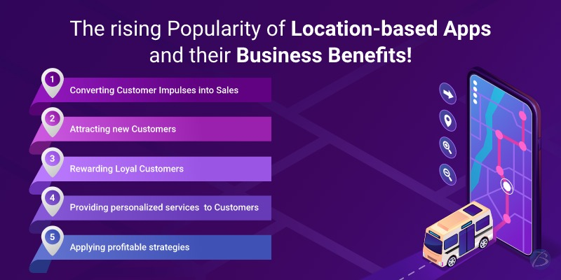Location-based App for your Business