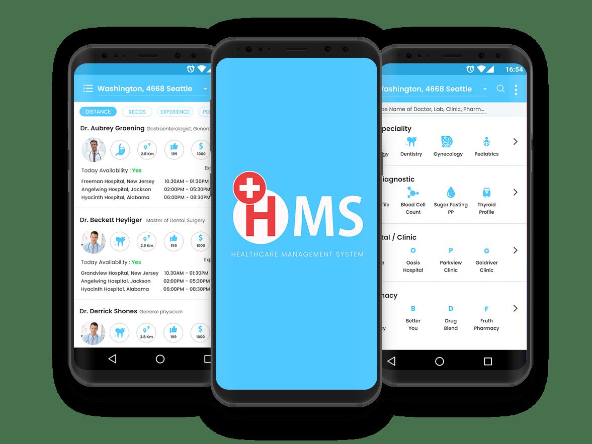 Doctor Patient Communication App in Texas - biz4solutions